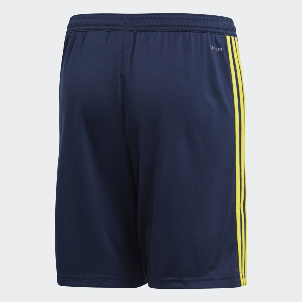 cb2560b7fc Colombia Home Shorts Collegiate Navy / Bright Yellow BR3503