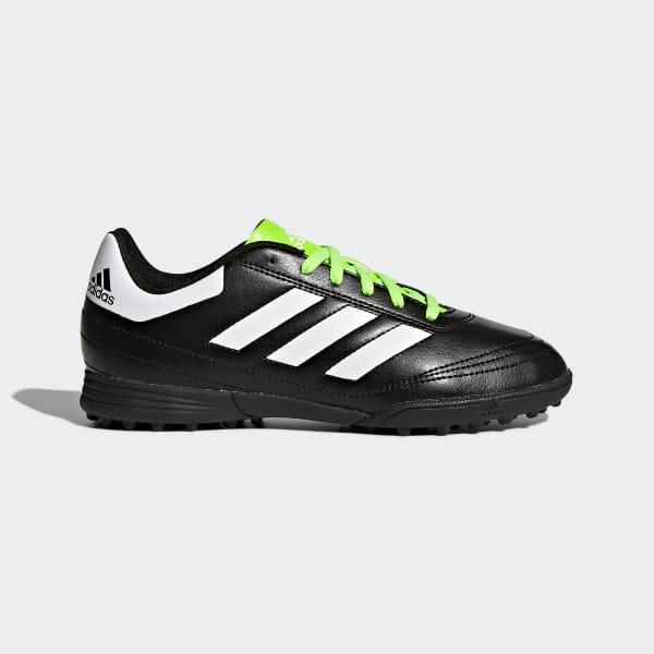 88c2e647 Zapatos de fútbol Turf Goletto 6 CORE BLACK/FTWR WHITE/SOLAR GREEN BB4837