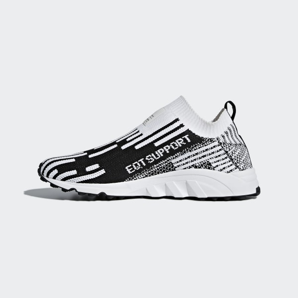 newest f8d4e 8d9b1 adidas EQT Support Sock Primeknit Shoes - White | adidas US