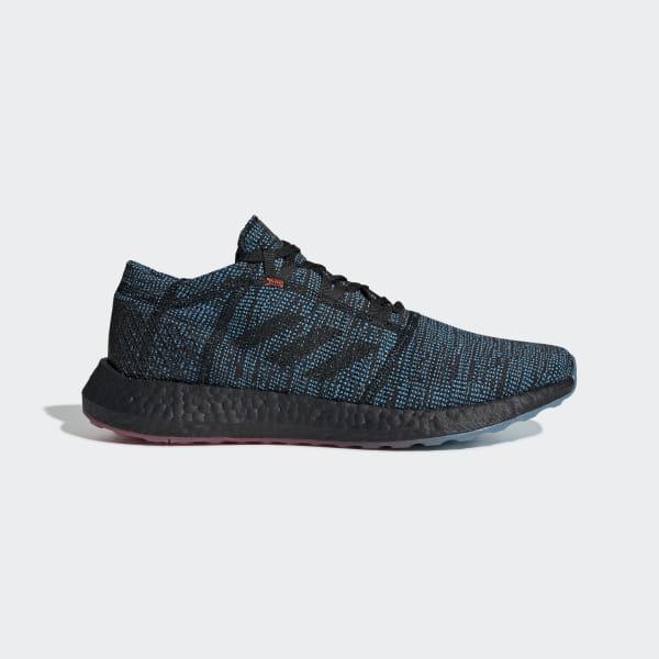 adidas PureBOOST Shoes Black | adidas Australia