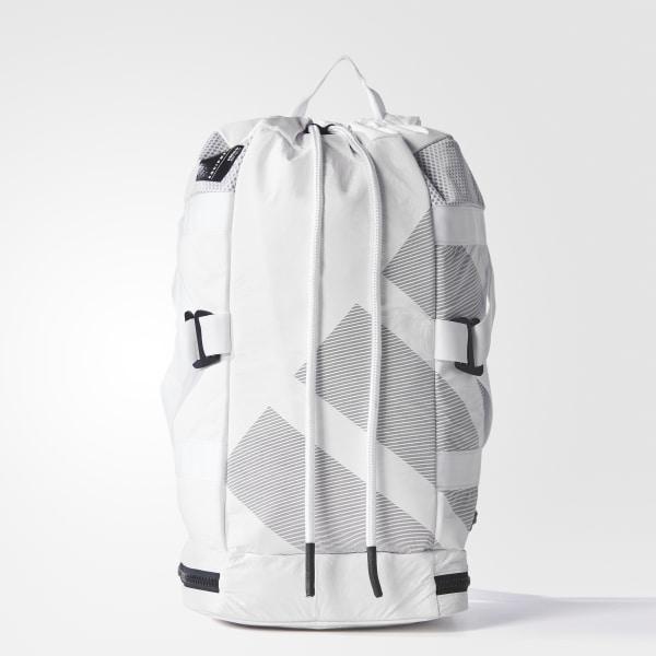 4945465d94f adidas EQT Duffel Backpack - White | adidas US