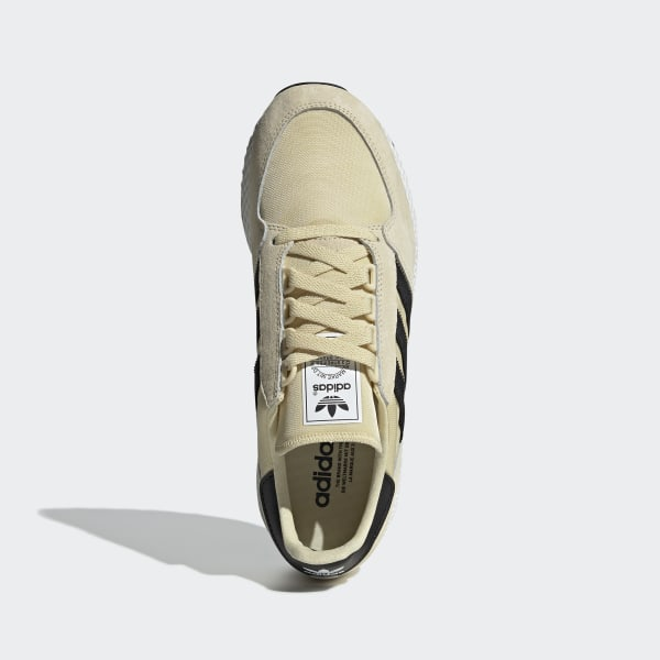 be00f464a0 adidas Forest Grove Shoes - Yellow | adidas UK
