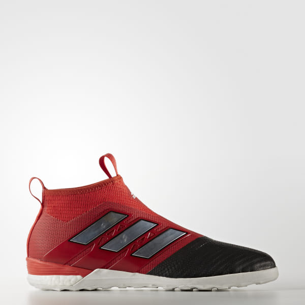 outlet store f52da 4890f adidas ACE Tango 17+ Purecontrol Indoor Shoes - Red | adidas US