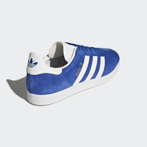 adidas Gazelle Schoenen blauw | adidas Belgium