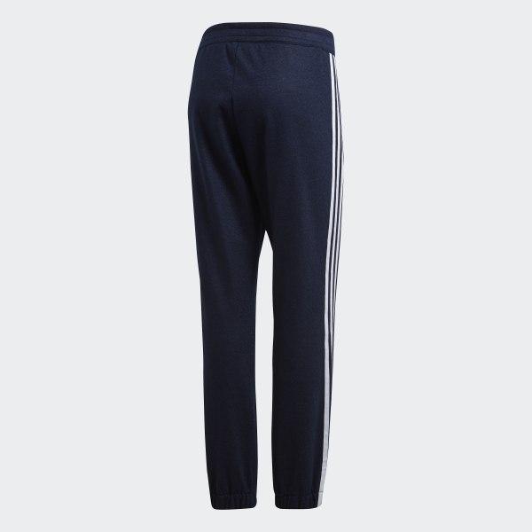f1364f08841 adidas Cuffed Track Pants - Blue | adidas Ireland