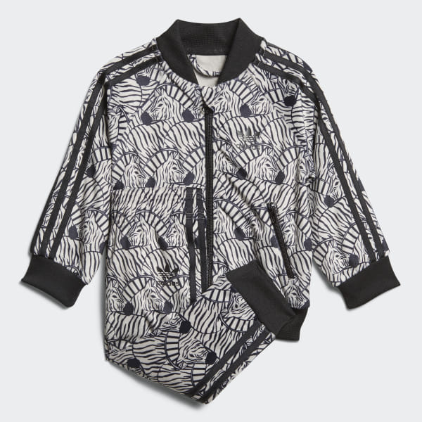 adidas SST Track Jacket Black | adidas US