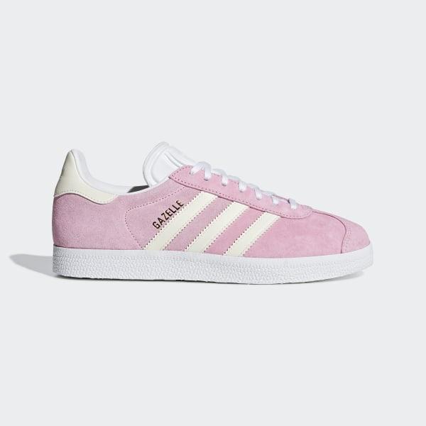 762058f5f6 adidas Gazelle Shoes - Pink   adidas US
