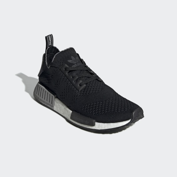 quality design 2e838 4969e adidas NMD_R1 Primeknit Shoes - Black | adidas US