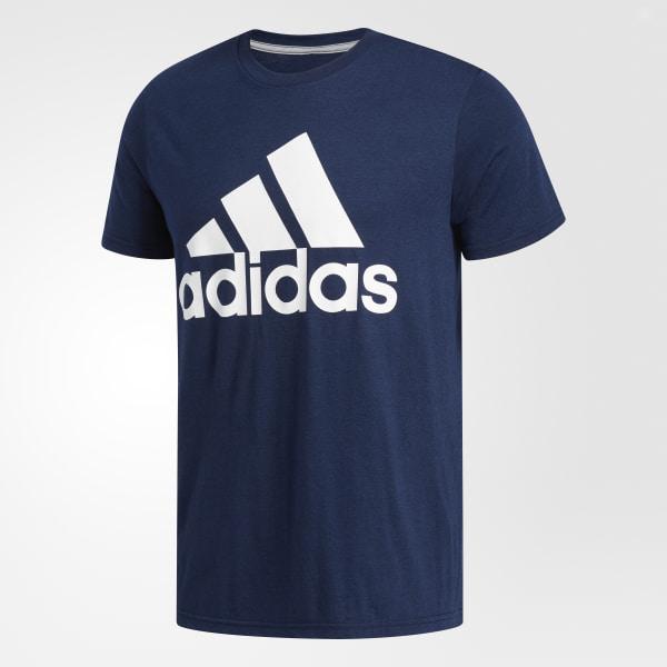 bcfb38b217 adidas Badge of Sport Big and Tall Classic Tee - Blue   adidas US