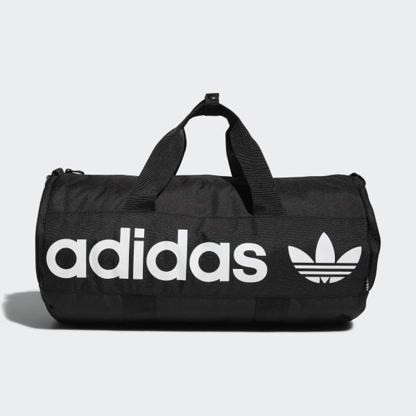 adidas Originals Spirit Roll Black Duffel Bag