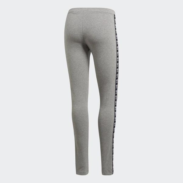 096a02deb2e3d3 adidas Trefoil Tights - Grey | adidas US