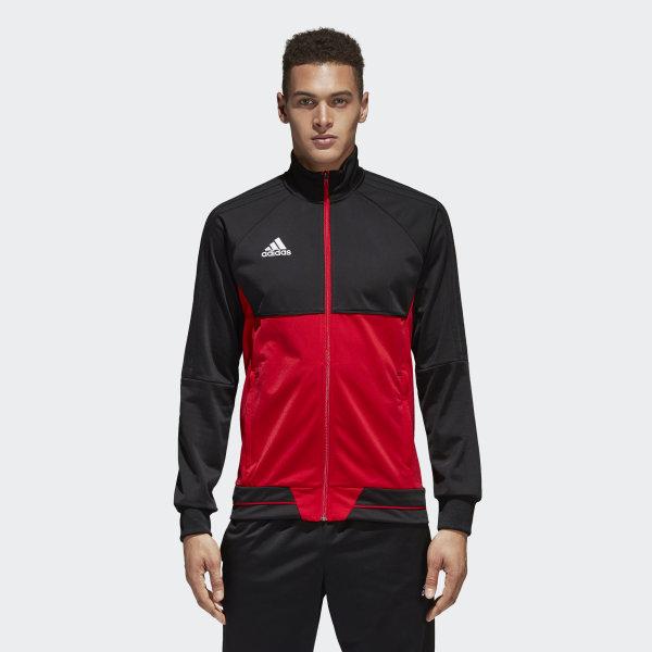 Veste d'entraînement Tiro 17 noir adidas | adidas France