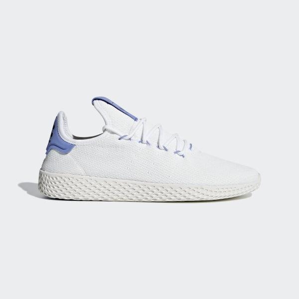 61bfb928 Pharrell Williams Tennis Hu sko Ftwr White / Real Lilac / Chalk White BD7521