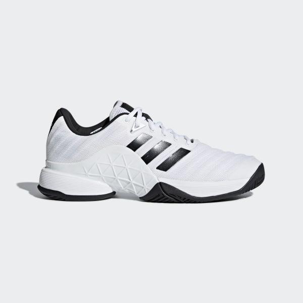 best service 2bf8f 460e4 Barricade 2018 Shoes Ftwr White   Core Black   Matte Silver CM7819