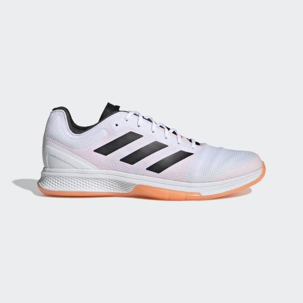 16269a4961268 Chaussure Counterblast Bounce Cloud White / Core Black / Solar Orange F33829