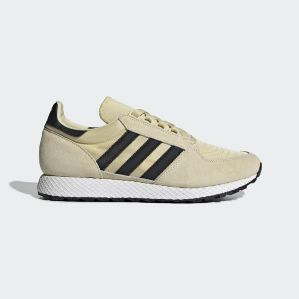 adidas Forest Grove Shoes Yellow | adidas Belgium