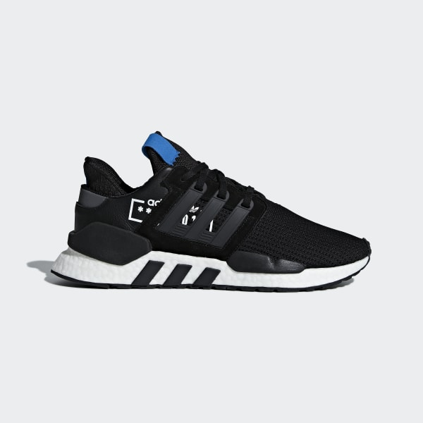 sports shoes e552f 78d3c adidas EQT Support 91/18 Shoes - Black | adidas US