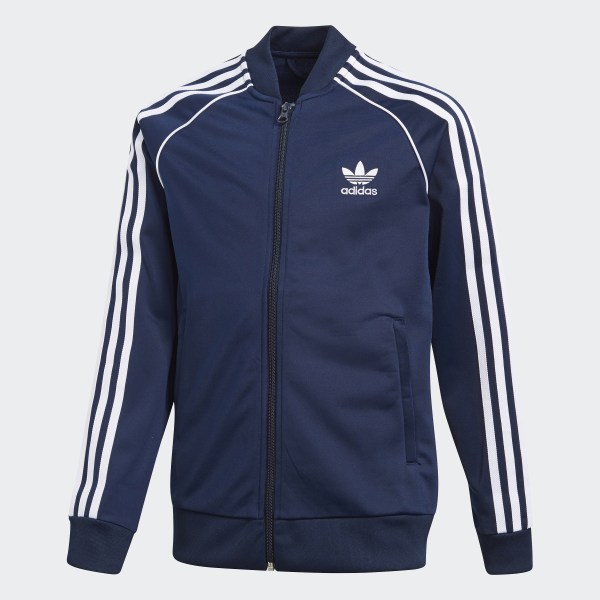 b65d1f855bc33a adidas SST Track Jacket - Blue | adidas US