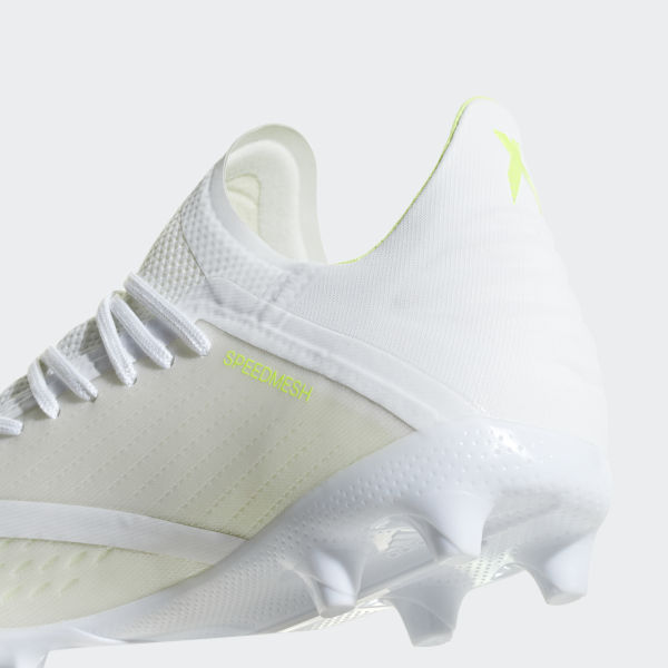 5ca17a045 X 18.1 Firm Ground Cleats Cloud White / Solar Yellow / Cloud White D98186
