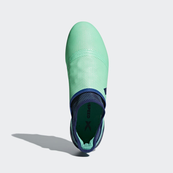 adidas X 17+ Purespeed Firm Ground Boots - Green | adidas New Zealand