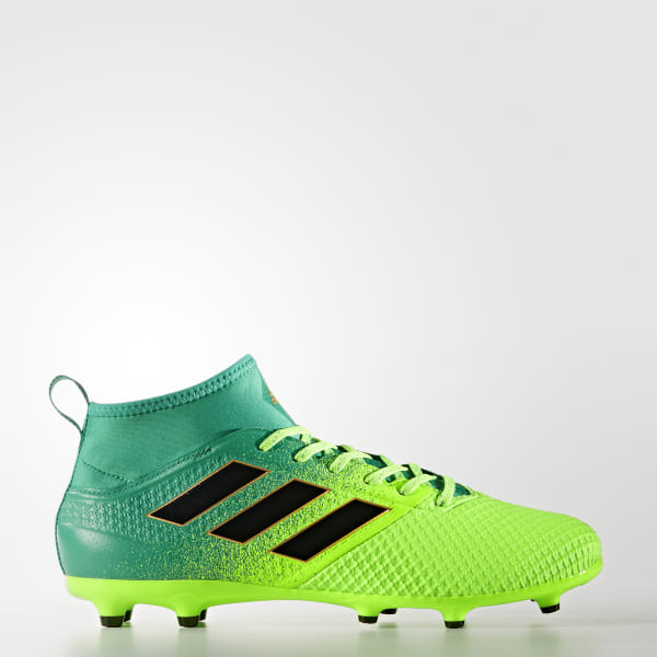 df4220b8 adidas Men's ACE 17.3 Primemesh Firm Ground Boots - Green ...