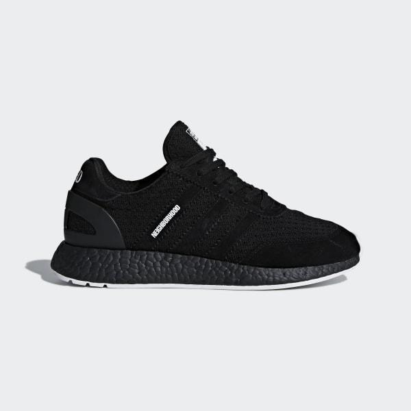 new style de395 d2eda adidas NEIGHBORHOOD I-5923 Shoes - Black   adidas Australia