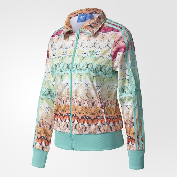 adidas Borbofresh Firebird Track Jacket Multicolor | adidas US