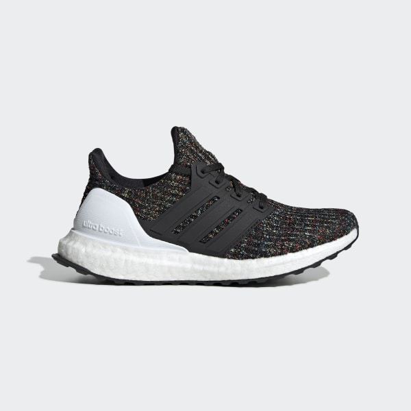 ef5f39d9 Ultraboost Shoes Core Black / Cloud White / Active Red F34719