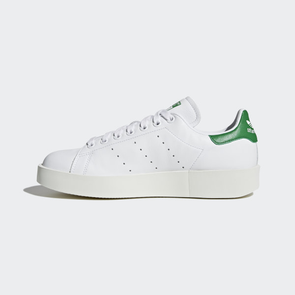 wholesale dealer 9a03e f637f adidas Stan Smith Bold Shoes - White | adidas US