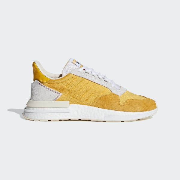 adidas ZX 500 RM Shoes Gold | adidas US