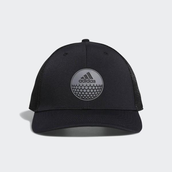706f1c64e8c6b Globe Trucker Hat Black   Black DT2187