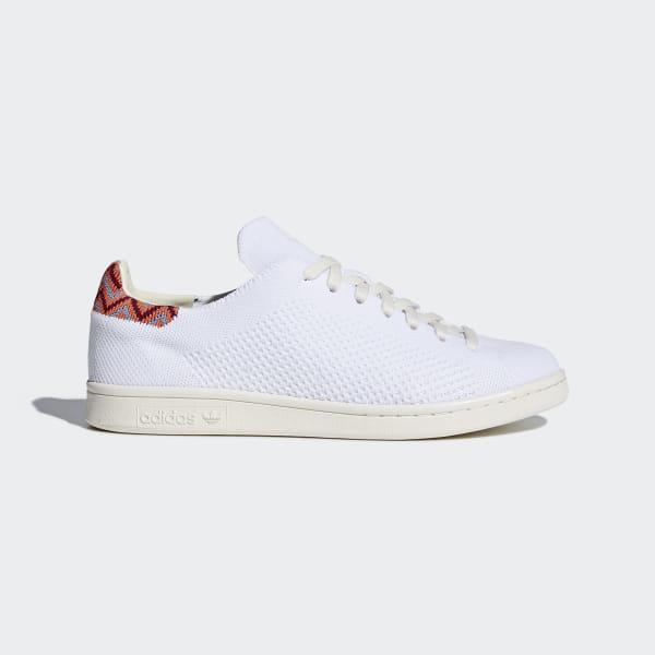 adidas Stan Smith Primeknit Schuh - Weiß | adidas Switzerland