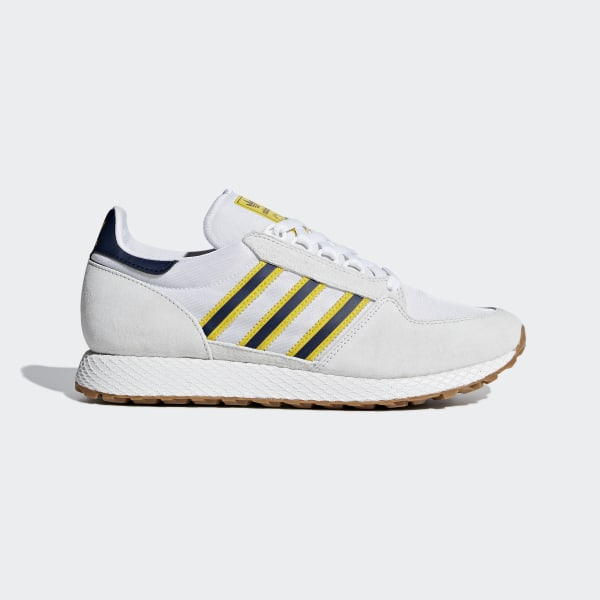 Chaussure Forest Grove Beige adidas | adidas France