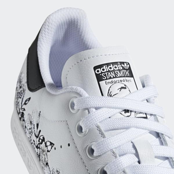 super popular 2b130 9be08 Stan Smith Shoes Cloud White   Core Black   Cloud White BC0257