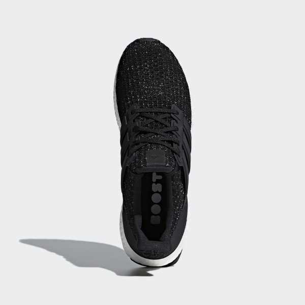 Ultraboost Shoes Core Black / Core Black / Cloud White F36153