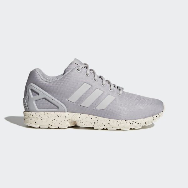 3228f53e Tenis ZX Flux CLEAR ONIX/GREY/CHALK WHITE S31517