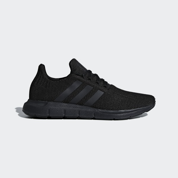 check out f57b3 ebc6b adidas Swift Run Shoes - Black | adidas Australia