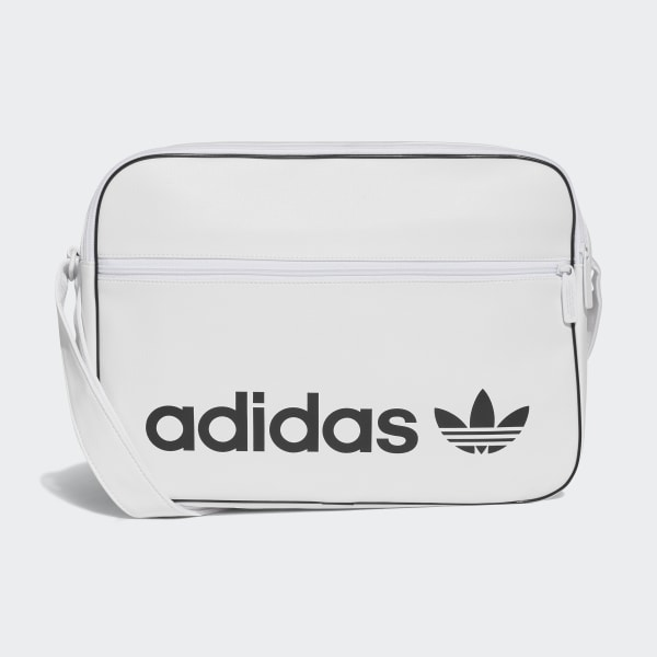 e4f3b4e64 Bolsa Airliner Vintage - Branco adidas | adidas Brasil