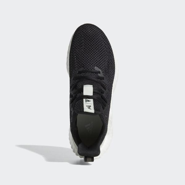 adidas Alphaboost Parley Schuh Schwarz | adidas Switzerland