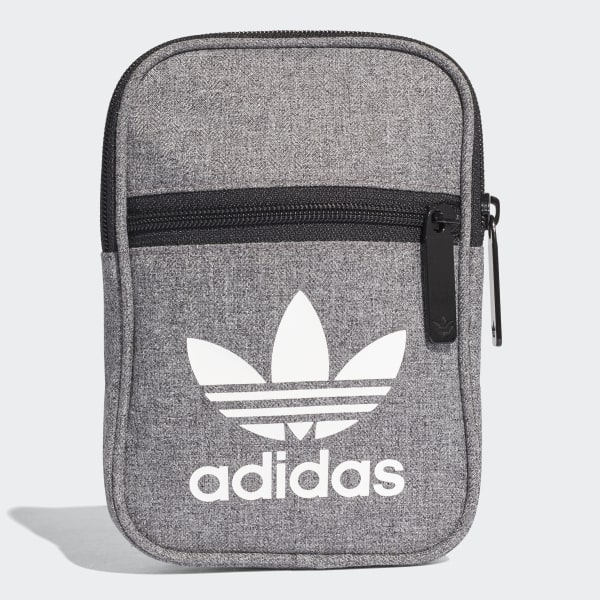 a97418f7a Bolso Trefoil Casual Festival - Gris adidas | adidas España