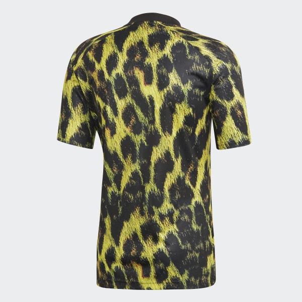 f56a2db8207 Manchester United EA SPORTS Jersey Bright Yellow / Black EA2117