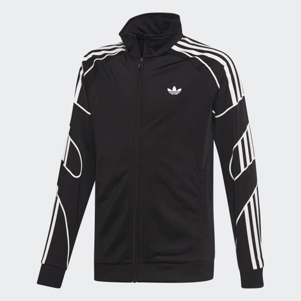 9d1b49db8 adidas Flamestrike Track Jacket - Black | adidas US