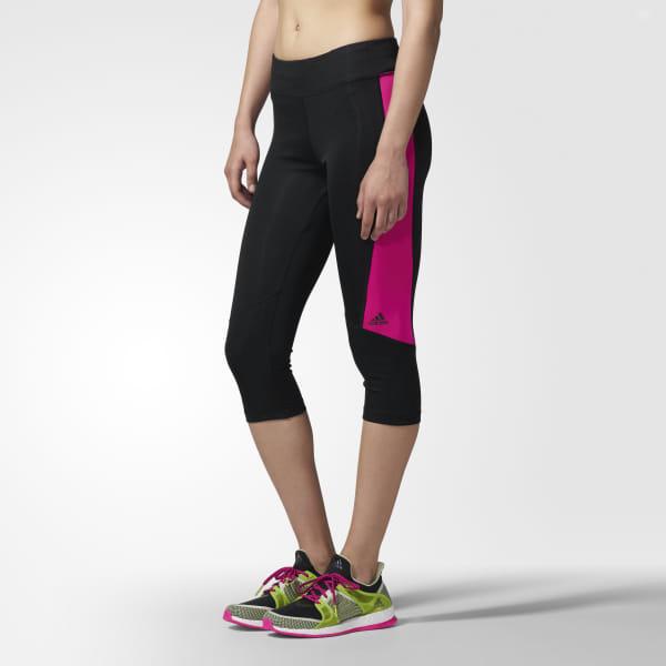 80a9a3db118b8 adidas Capri Tights - Black | adidas US