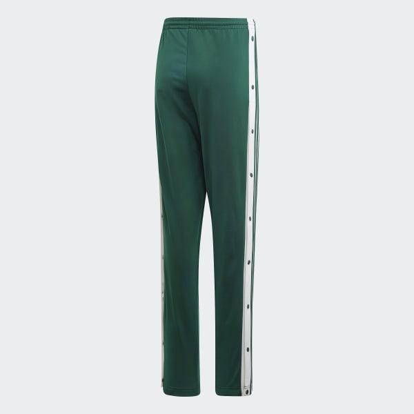 246319cbb41 adidas Adibreak Tracksuit Bottoms - Green | adidas UK