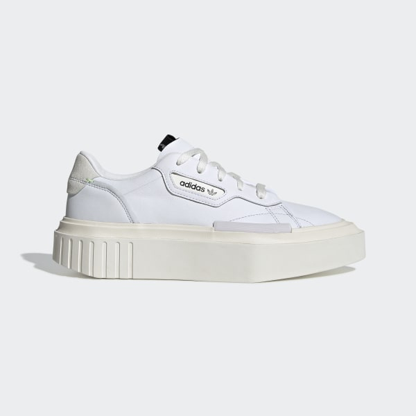 31fdf3d47 adidas Hypersleek Shoes Cloud White / Off White / Crystal White G54050