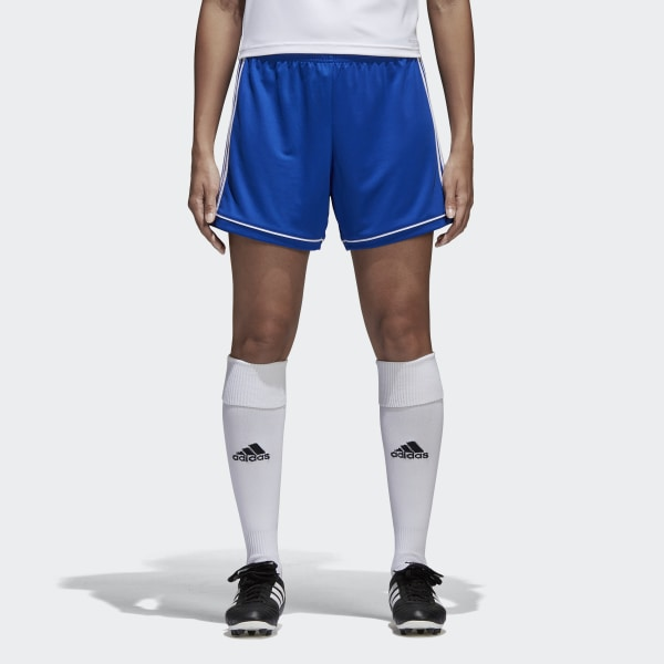 503bcafa3e7 Squadra 17 Shorts Bold Blue   White S99152