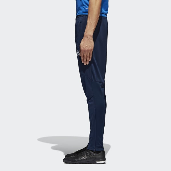 adidas Tiro17 Training Pants - Blue | adidas Belgium