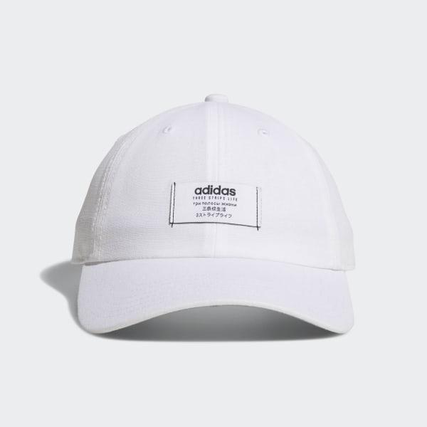 ba5a22dfe395c adidas Impulse Hat - White