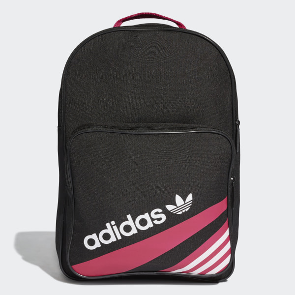53f8f6e5db adidas Classic Backpack - Black | adidas US