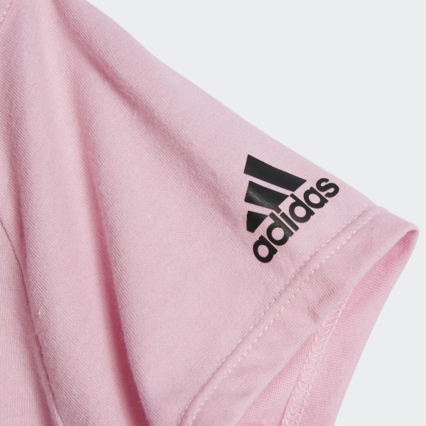 0dde43030 adidas RAGLAN GRAPHIC TEE - Pink   adidas US